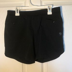 Mountain hard wear hiking shorts